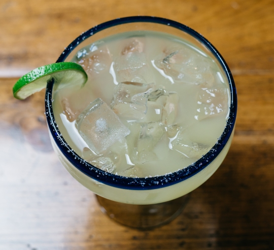 no sugar margarita